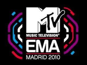 2010 MTV Europe Music Awards - Image: Mtvema 2010