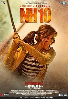 NH10 (2015) Watch Online Free Hindi Movie