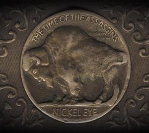 The Time of the Assassins - Image: Nickel Eye The Time of the Assassins
