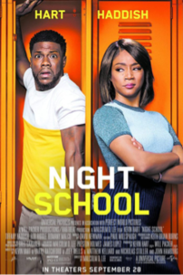 <i>Night School</i> (2018 film) 2018 comedy film directed by Malcolm D. Lee