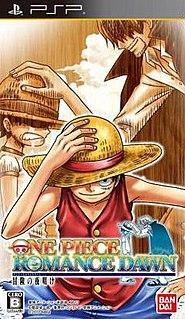 <i>One Piece: Romance Dawn</i> 2012 video game