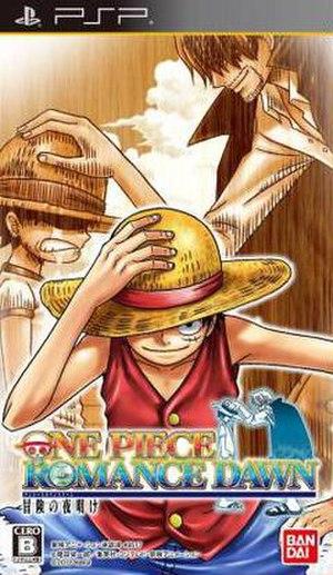 One Piece: Romance Dawn - Image: One Piece, Romance Dawn The Dawn of the Adventure