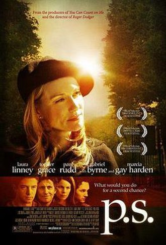 P.S. (film) - Theatrical poster