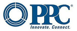 Belden (electronics company) - PPC logo