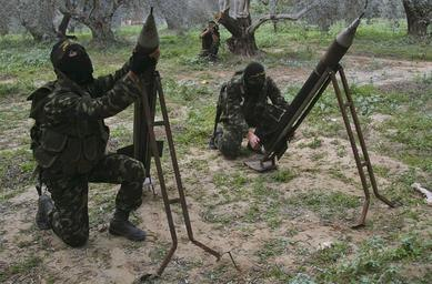 Palestinian militants 2009.jpg