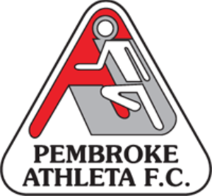 Pembroke Athleta F.C. - Image: Pembroke Athleta FC