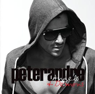 Angels & Demons (album) - Image: Peter Andre Angels and Demons