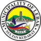 Official seal of Lebak