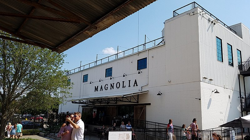 File:Photo of Magnolia Market, Waco, TX.jpg