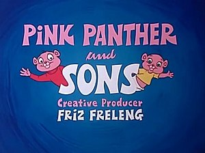 Pink Panther and Sons - Image: Pink Panther Sons