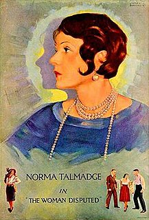 <i>The Woman Disputed</i> 1928 film by Henry King, Sam Taylor