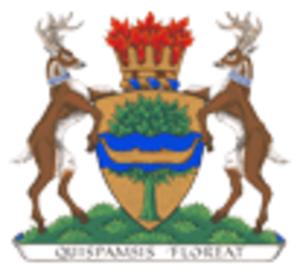 Quispamsis - Image: Quispamsis coat of arms