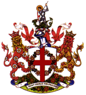Royal Society of St George - Image: RSG Crest