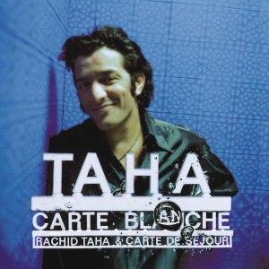 Carte Blanche (Rachid Taha album) - Image: Rachid Taha Carte Blanche