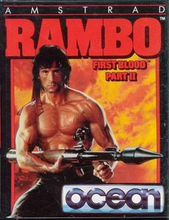 <i>Rambo</i> (1985 video game) 1985 computer game