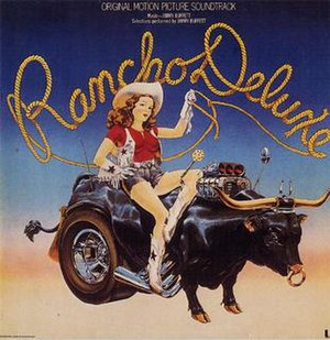 Rancho Deluxe (soundtrack) - Image: Rancho Deluxe Soundtrack