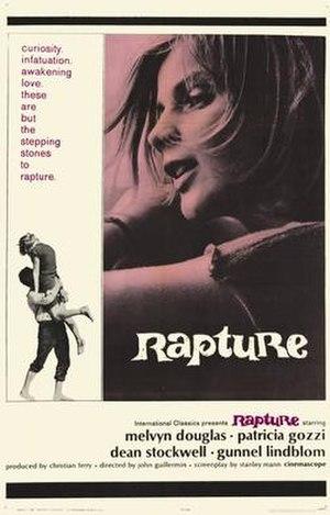 Rapture (1965 film) - Image: Rapture 1965