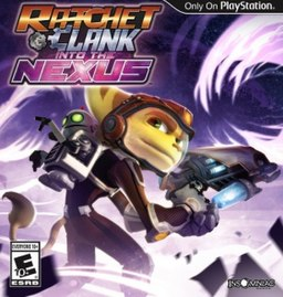 Ratchet & Clank Into the Nexus Cover.jpg