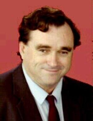 Bob Collins (politician) - Image: Robert Lindsay Collins