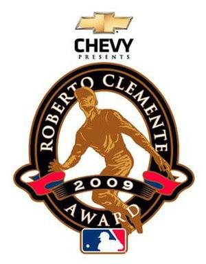 Roberto Clemente Award - The Roberto Clemente Award