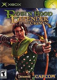 Robin Hood Defender Of The Crown Wikipedia