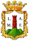 Coat of arms of Roccamonfina