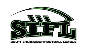 Southern Indoor Football League - Image: SIFL