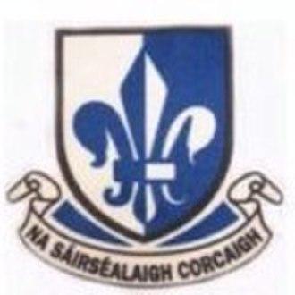 Sarsfields GAA (County Cork) - Image: Sars GAA Crest