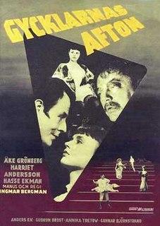 <i>Sawdust and Tinsel</i> 1953 film