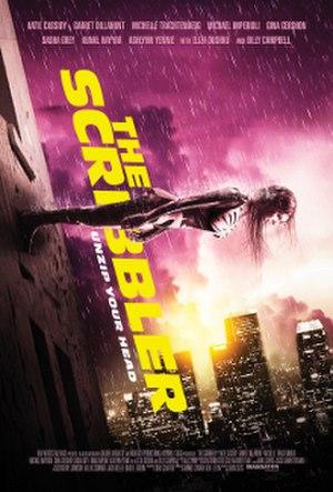 The Scribbler (film) - Movie poster