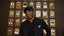 A picture of Hank Shocklee.