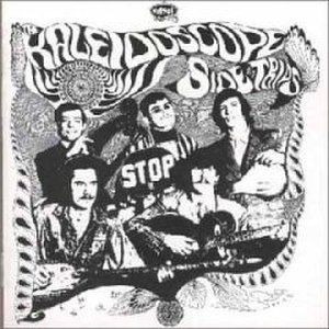 Kaleidoscope (American band) - Original members of the Kaleidoscope as imaged on their first album, Side Trips, released in 1967