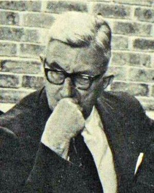 Frank Francis - Francis in 1968