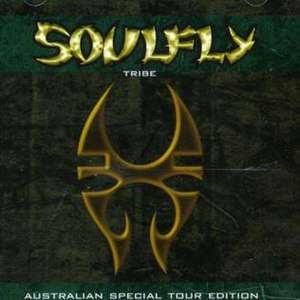 Tribe (EP) - Image: Soulfly Tribe