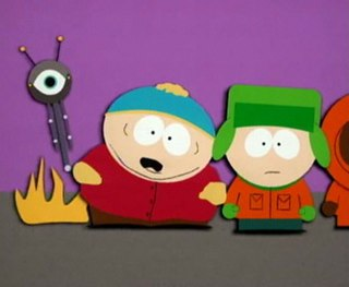 Cartman Gets an Anal Probe 1st episode of the first season of South Park