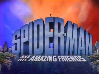 <i>Spider-Man and His Amazing Friends</i> American animated television series from 1981-1983