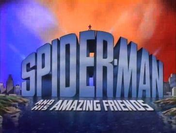 Spider-Man and His Amazing Friends (intertitle)