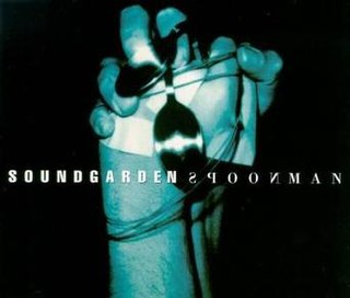 Spoonman 1994 single by Soundgarden