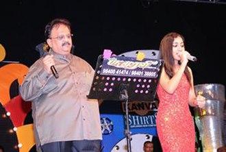 S. P. Balasubrahmanyam - SPB on concerts-2014
