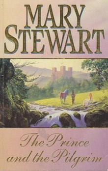 Stewart Mary The Prince and the Pilgrim 1.jpg