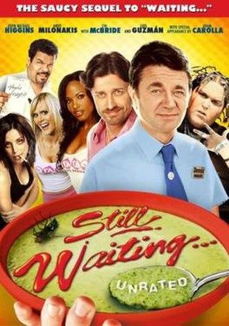 Still Waiting... - DVD Cover