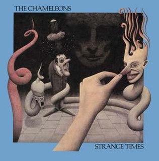 <i>Strange Times</i> (The Chameleons album) 1986 studio album by The Chameleons