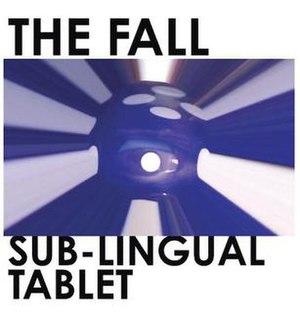 Sub-Lingual Tablet - Image: Sub Lingual Tablet