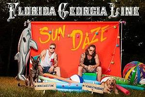 Sun Daze - Image: Sun Daze Florida Georgia Line