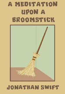 <i>Meditation Upon a Broomstick</i> book by Jonathan Swift