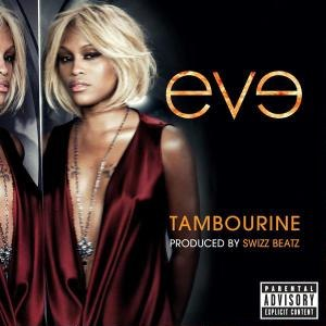 Tambourine (song) - Image: Tambourine Eve Single Cover