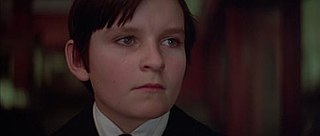 Damien Thorn antagonist of The Omen series
