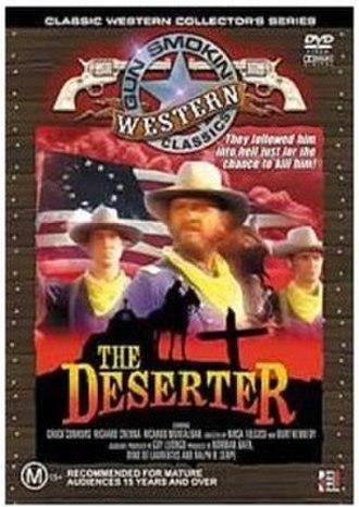 The Deserter (1971 film) - The Deserter Region 4 DVD cover