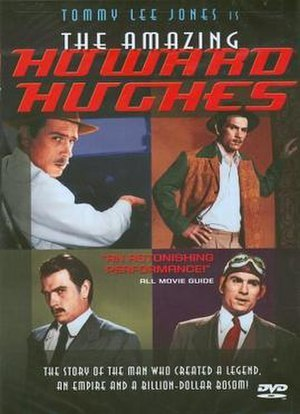 The Amazing Howard Hughes - Image: The Amazing Howard Hughes