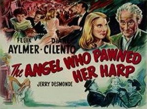 The Angel Who Pawned Her Harp - Image: The Angel Who Pawned Her Harp (1954 film)